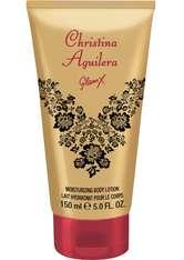 Christina Aguilera Glam X Body Lotion - Körperlotion 150 ml Bodylotion