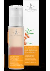 Tautropfen Sanddorn Nourishing Solutions 2-Phasen Treatment für trockene Haut 50 ml Gesichtsserum