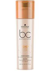 Schwarzkopf Professional Haarspülung »BC Bonacure Q10+ Time Restore Conditioner«, 1-tlg., Speziell für reifes und trockenes Haar ab 40