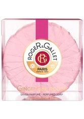 Roger & Gallet Gingembre Seife 100.0 g