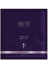 MSB Medical Spirit of Beauty Produkte Hydro Repair Liquid Mask Maske 6.0 pieces