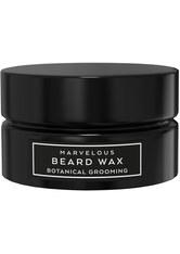 BMRVLS Styling Botanical Grooming Beard Wax Bartpflege 50.0 ml