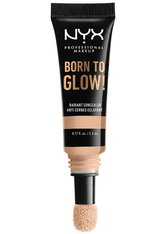 NYX Professional Makeup Born to Glow! Radiant Concealer  5.3 ml Nr. 06 - Vanilla
