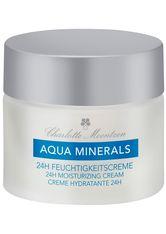 Charlotte Meentzen Aqua Minerals 24h Feuchtigkeitscreme 50 ml Gesichtscreme