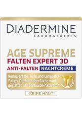 DIADERMINE Age Supreme Nachtpflege Age Supreme Falten Expert 3D Nachtcreme für reife Haut Gesichtspflege 50.0 ml