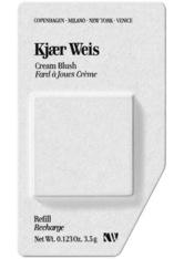 KJAER WEIS - Kjaer Weis Produkte Blossoming - rosy pink refill Rouge 3.5 g - ROUGE