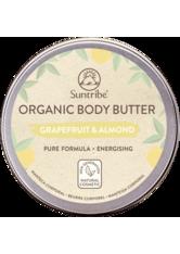 SUNTRIBE - Suntribe Produkte Suntribe Produkte Körperbutter - Grapefruit & Mandel 150ml Körperbutter 150.0 ml - Körpercreme & Öle