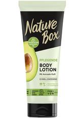 Nature Box Körperpflege Pflegende Body Lotion Bodylotion 200.0 ml
