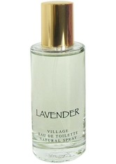 VILLAGE - Village Unisexdüfte Lavender Eau de Toilette Spray 50 ml - PARFUM
