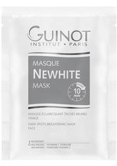 Guinot Newhite Masque Revelateur Lumiere 7 Sachets Gesichtsmaske