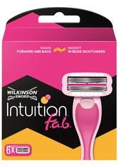 Wilkinson Intuition Intuition fab Rasierklingen für Damen Rasierer Rasiergel 1.0 pieces