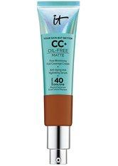 IT COSMETICS - IT Cosmetics Foundation Rich Honey CC Cream 32.0 ml - BB - CC CREAM