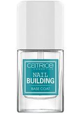 CATRICE - Catrice Nagellack Catrice Nagellack Nail Building Base Coat Nagelunterlack 10.5 pieces - Base & Top Coat