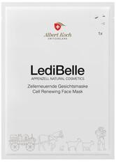 Ledibelle Pflege Zellerneuernde Gesichtsmaske Tuchmaske 20.0 ml