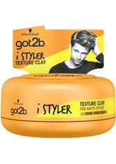 got2b Haarstyling iStyler Texture Clay Haarstylinglehm 75.0 ml