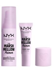 NYX Professional Makeup Marsh Mallow Smooth 10 in 1 Primer Effect Gesicht Make-up Set 1 Stk No_Color