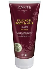 SANTE - Sante Homme Duschgel Body & Hair 200 ml - Körperpflege - DUSCHEN