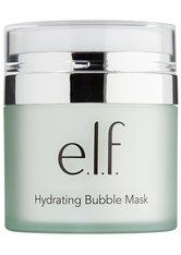 e.l.f. Cosmetics Masken Hydrating Bubble Mask Maske 50.0 g
