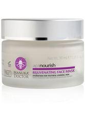 MANUKA DOCTOR - Manuka Doctor ApiNourish Rejuvenating Face Mask 50 ml - CREMEMASKEN