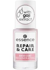 ESSENCE - Essence Nagelpflege & Repair Essence Nagelpflege & Repair Repair & Care Base Coat Regenerating Nagelpflegeset 8.0 ml - Base & Top Coat