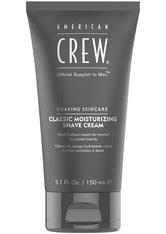 American Crew Shaving Skin Care Classic Moisturizing Shave Cream Rasiercreme 150 ml