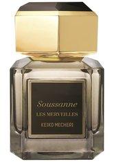 KEIKO MECHERI - Keiko Mecheri Les Merveilles Soussanne Eau de Parfum Spray 50 ml - PARFUM