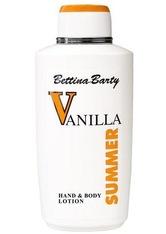 Bettina Barty Damendüfte Summer Vanilla Hand & Body Lotion 500 ml