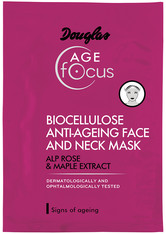 DOUGLAS COLLECTION - Douglas Collection Age Focus  Tuchmaske 18.0 ml - TUCHMASKEN