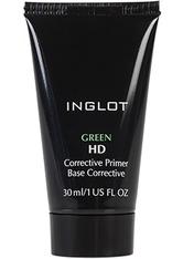 INGLOT - INGLOT HD Corrective Primer Primer  30 ml Green - PRIMER