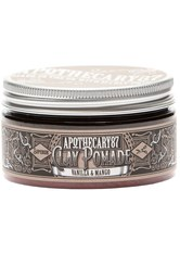 APOTHECARY 87 - Apothecary 87 Produkte Vanilla & Mango Clay Pomade Haarwachs 100.0 ml - POMADE & WACHS