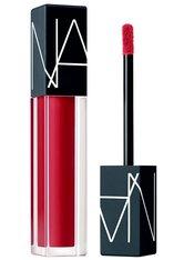 NARS - Velvet Lip Glide – Unspeakable – Flüssiger Lippenstift - Bordeaux - one size