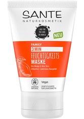 Sante Haarpflege Feuchtigkeits Maske Bio-Mango & Aloe Vera Haarspülung 100.0 ml