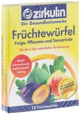 Zirkulin Produkte zirkulin Früchtewürfel Nahrungsmittel 112.0 g