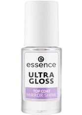 ESSENCE - essence Ultra Gloss Mirror Shine Nagelüberlack  Transparent - BASE & TOP COAT