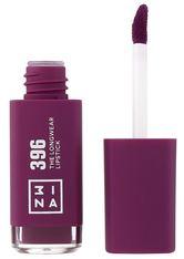 3INA Longwear Lipstick  Liquid Lipstick 7 ml Nr. 396