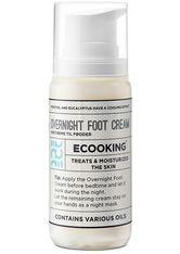 Ecooking Pflege Overnight Foot Cream Fusspflege 100.0 ml