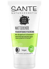 Sante Mattierende Mattierende Feuchtigkeitscreme Bio-Grapefruit & EvermatTM Gesichtscreme 50.0 ml