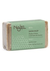Najel Produkte Aleppo-Seife - Honig 100g Stückseife 100.0 g