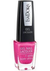ISADORA - Isadora Gel Nail Lacquer Nr. 223 - Cherise Nagellack 6.0 ml - Nagellack