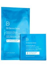 Dr Dennis Gross Reinigung Hyaluronic Marine Infusion Modeling Mask Serum 4.0 pieces