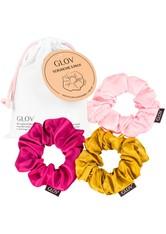 GLOV Accessories Scrunchies Satin Pink Haargummi 1.0 pieces