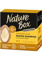 Nature Box Haarpflege Nährpflege festes Shampoo Haarshampoo 85.0 g