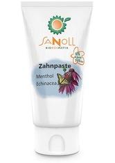 Sanoll Produkte Echinacea Menthol - Zahnpasta 75ml Zahnpasta 75.0 ml