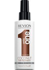 UNIQ ONE - Revlon uniq one Coconut Treatment 150 ml - LEAVE-IN PFLEGE