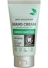Urtekram Produkte Green Matcha - Hand Cream 75ml Creme 75.0 ml