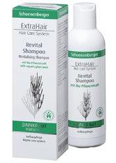 Schönenberger Produkte ExtraHair - Revital Shampoo 200ml Haarshampoo 200.0 ml