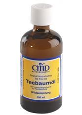 CMD - CMD Naturkosmetik Produkte Teebaumöl - Wildsammlung 100ml Ätherische Öle 100.0 ml - GESICHTSÖL