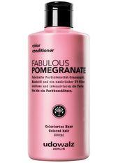 Udo Walz Haarpflege Pure Matcha Fabulous Pomegranate Color Conditioner 300 ml