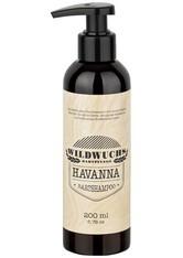 WILDWUCHS Produkte Bartshampoo Havanna Bartpflege 200.0 ml