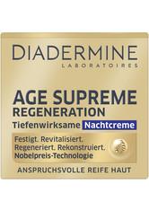 DIADERMINE Age Supreme Age Supreme REGENERATION Nachtpflege Gesichtspflege 50.0 ml